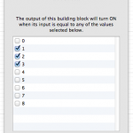Value Selector BB